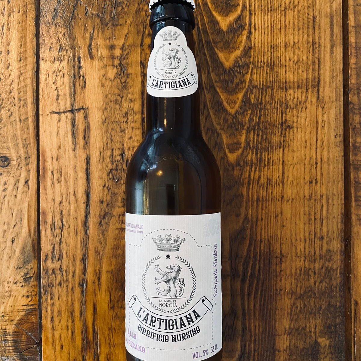 Birra Artigianale allo Zafferano